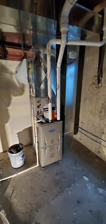 heating repair & hvac repair