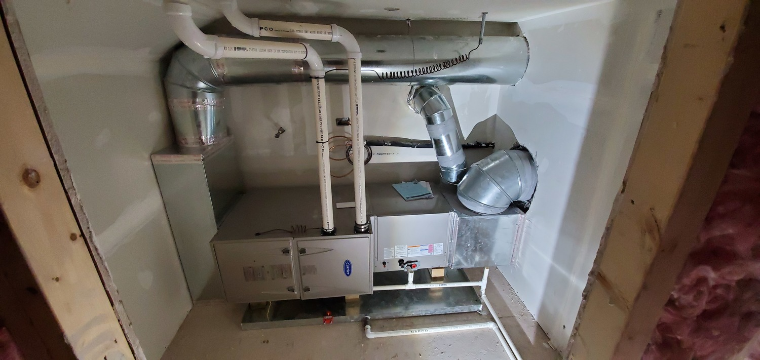 furnace replacement service