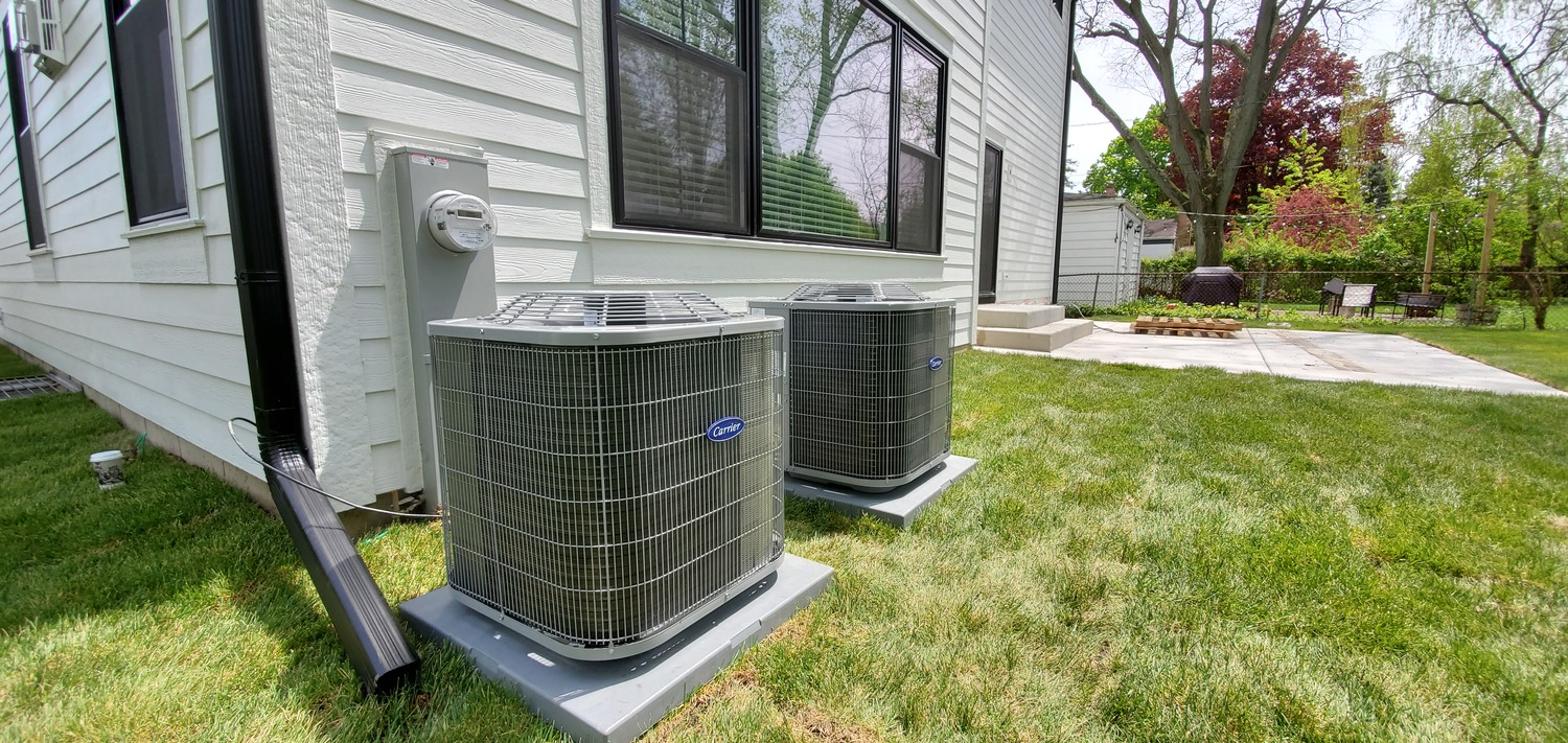 air conditioning service done by our contractors