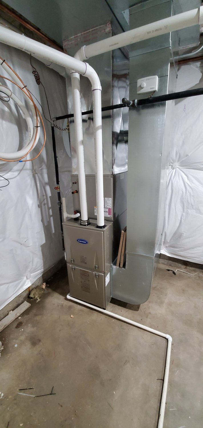 furnace repair done by our contractors