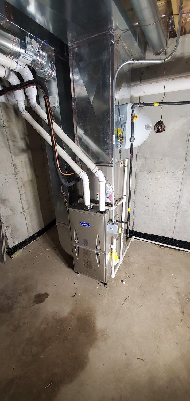 furnace service & installation at progrss