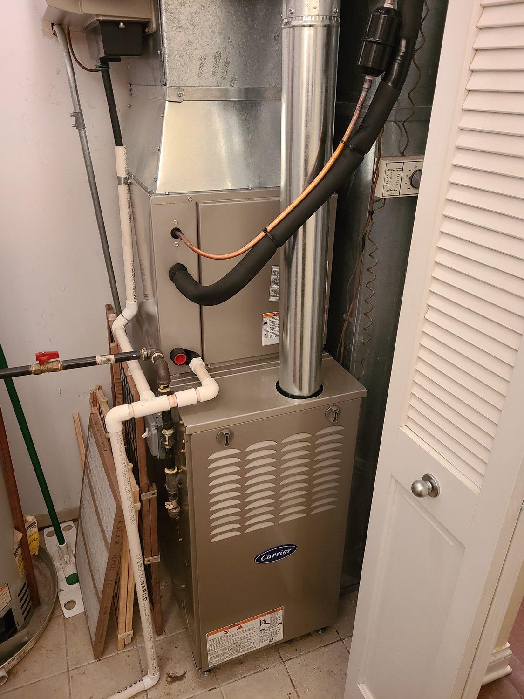 carrier furnace repair