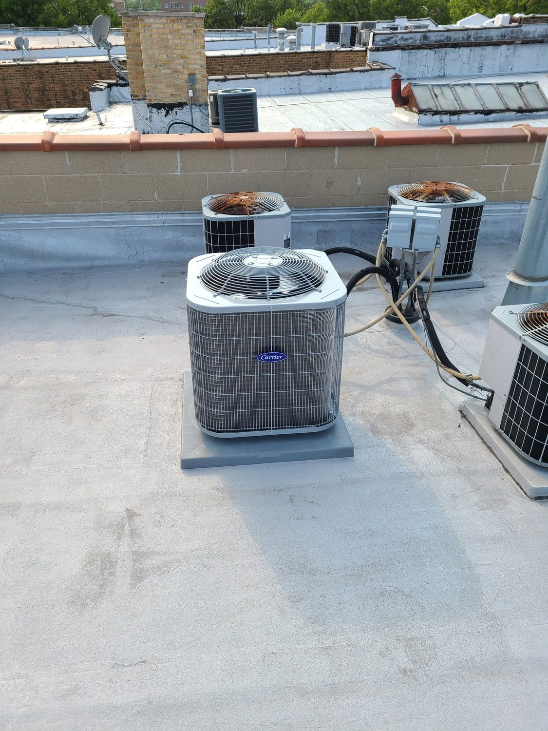 ac service & ac replacement