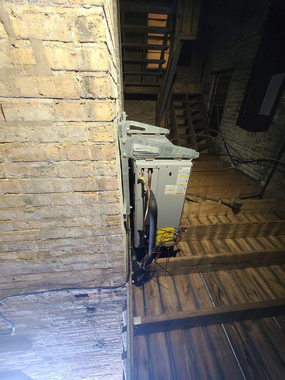 hvac replacement & hvac installation