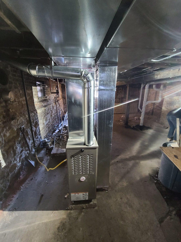 emergency furnace repair