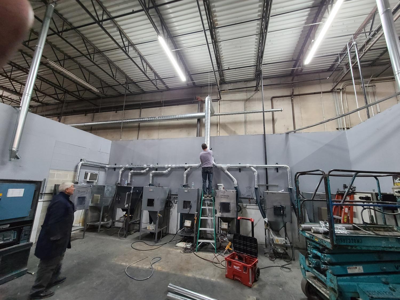 ductech heating contractors
