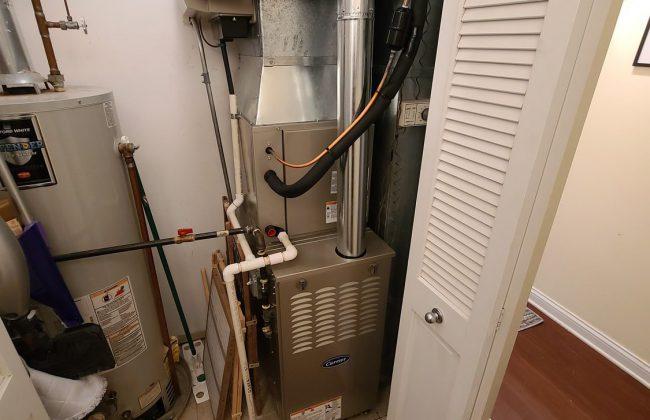 carrier heating repair